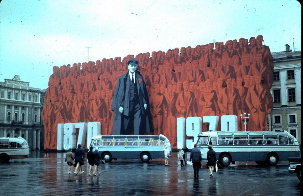 Невозможное возможно! Эпоха Брежнева в 10 архивных фотографиях