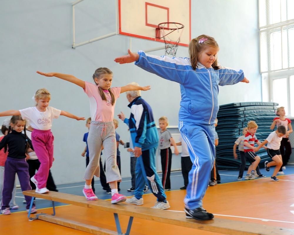 На физкультуру через медпункт: новый законопроект заставит серьезнее относиться к здоровью школьников