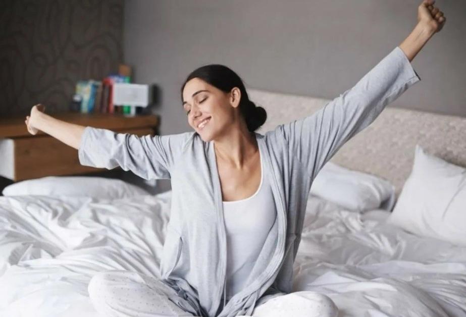 Идеальное время, чтобы лечь спать (оно бывает только 2 раза в сутки)