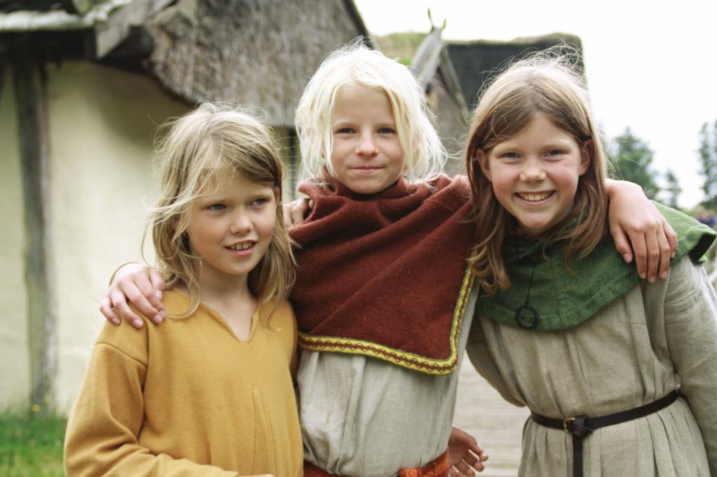 Считается, что в маленькой Дании живут самые счастливые люди на земле. Секрет кроется в принципах воспитания детей