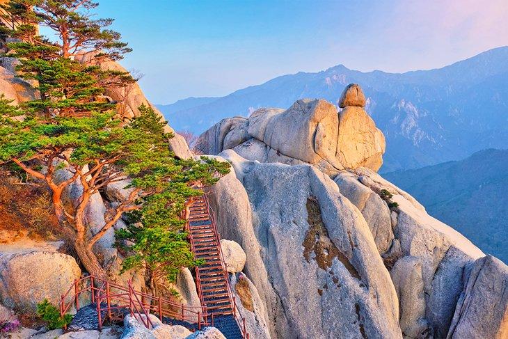 Южная Корея открыта для россиян и готовит туристам скидки до конца года. Главные туристические достопримечательности страны, которые в 2021 году можно посетить дешевле
