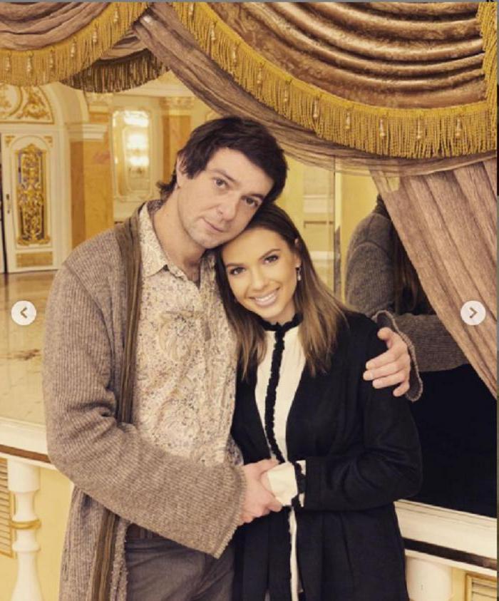 Третья жена Павла Баршака, отношения с которой он долго скрывал от прессы: чем она занимается