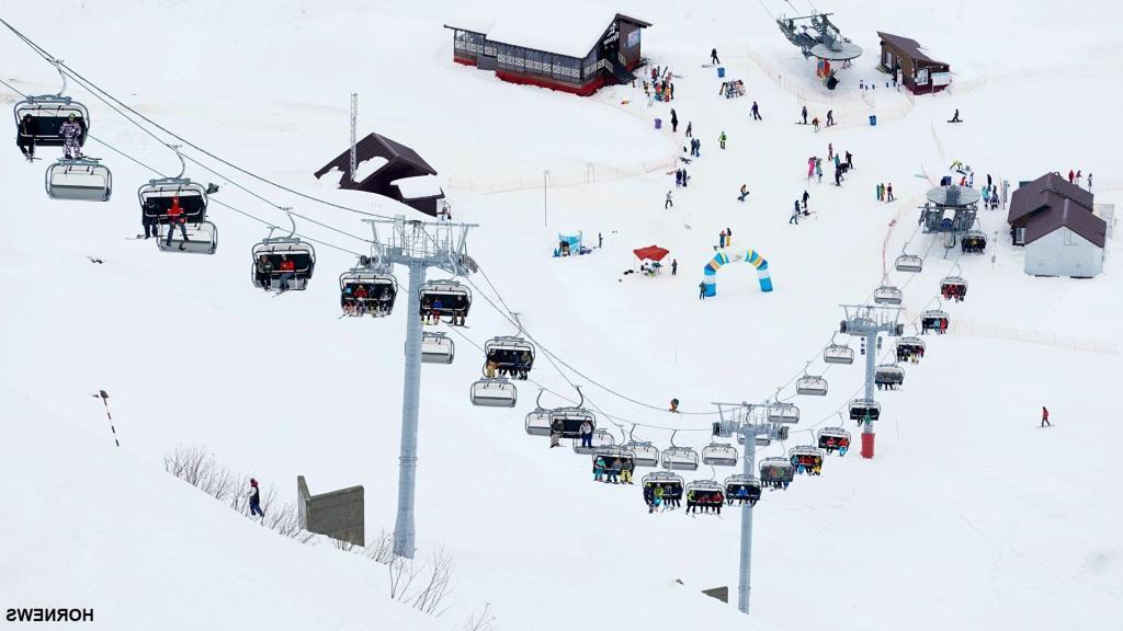 80 километров трассы: в Сочи построят горнолыжный курорт за 80 миллиардов рублей
