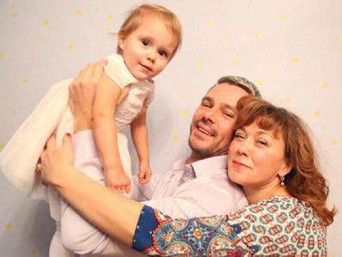 Актер Сергей Губанов дважды женился на одной и той же женщине