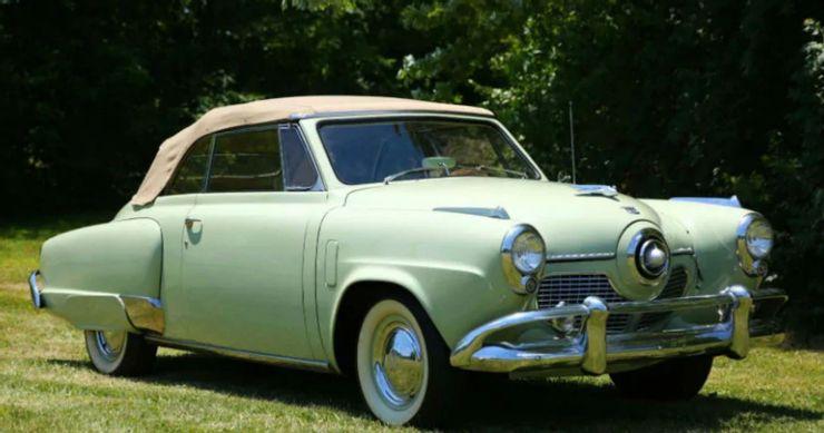 Первой машиной Джо Байдена был Studebaker 1951 года: сейчас президент Америки обладает многими раритетами и ездит на лимузине Cadillac