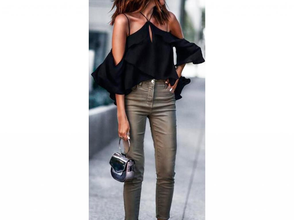 Они не только модные, но и с секретом: блузки этой весны, которые помогут выглядеть стройнее (советы, как и кому их носить)
