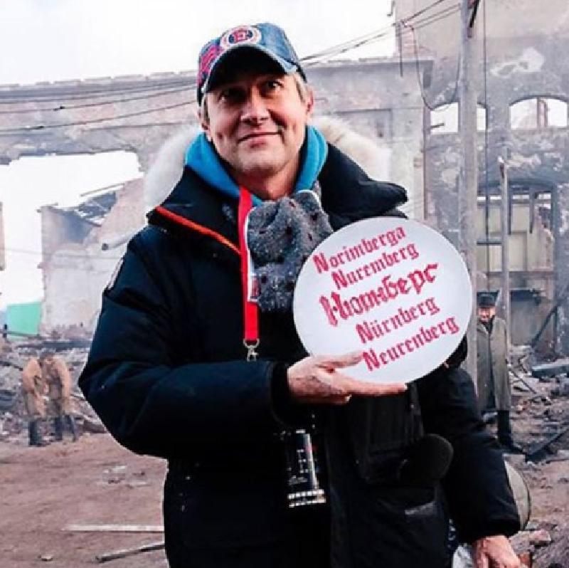"""Съемки картины """"Нюрнберг"""" с Евгением Мироновым стартовали в Праге"""