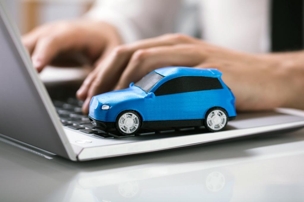 """Цифровая эра: подавать документы на регистрацию авто через портал """"Госуслуги"""" стали чаще"""