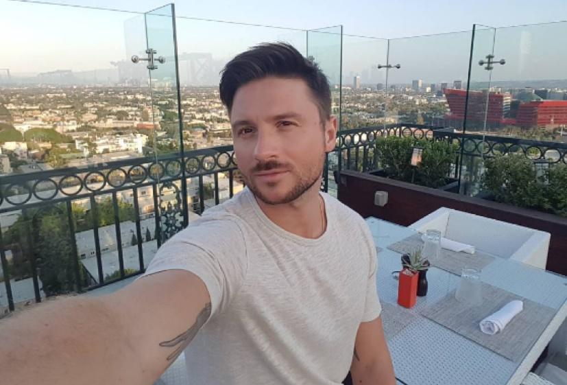 «Мне и у подножия неплохо»: Сергей Лазарев отказался взбираться на вершину пирамиды Майя