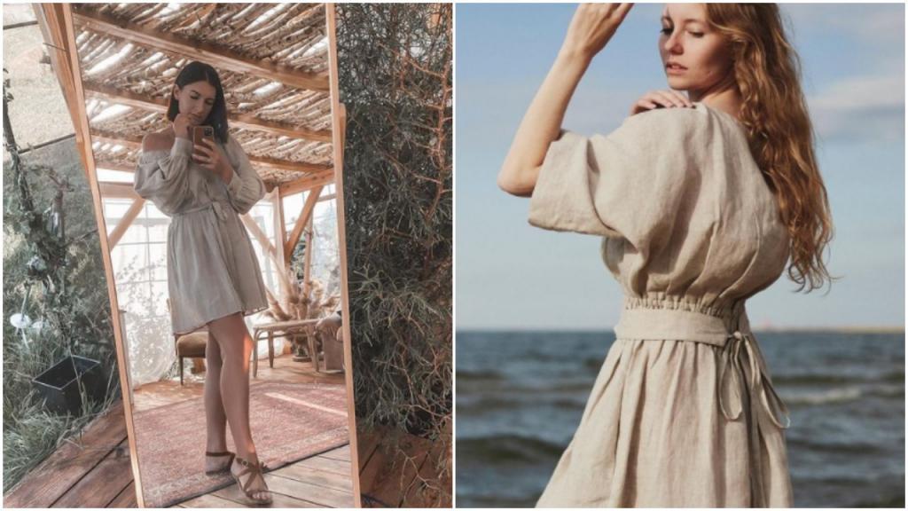 Легкие, воздушные и с нежными узорами: выбираем фасоны платьев на летний сезон-2021