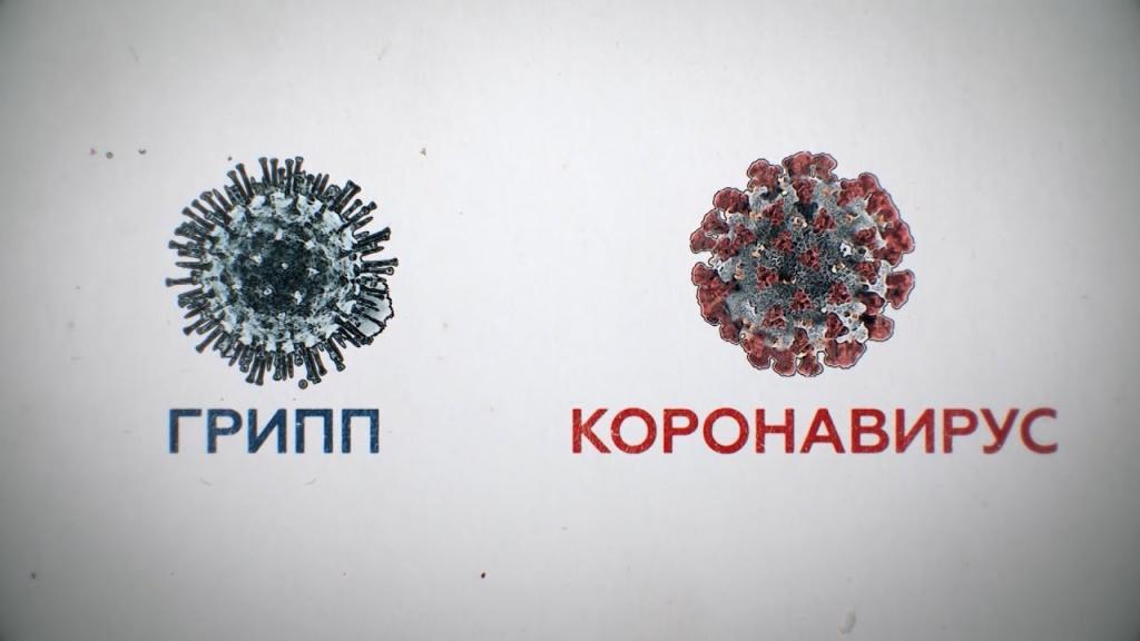 Число осложнений от коронавируса вдвое превосходит те, что могут быть последствием сезонного гриппа