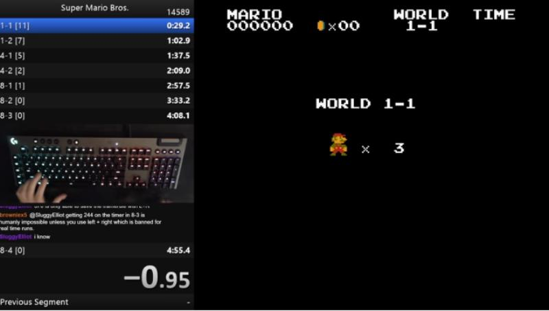 В культовой игре Super Mario Bros. установили новый мировой рекорд