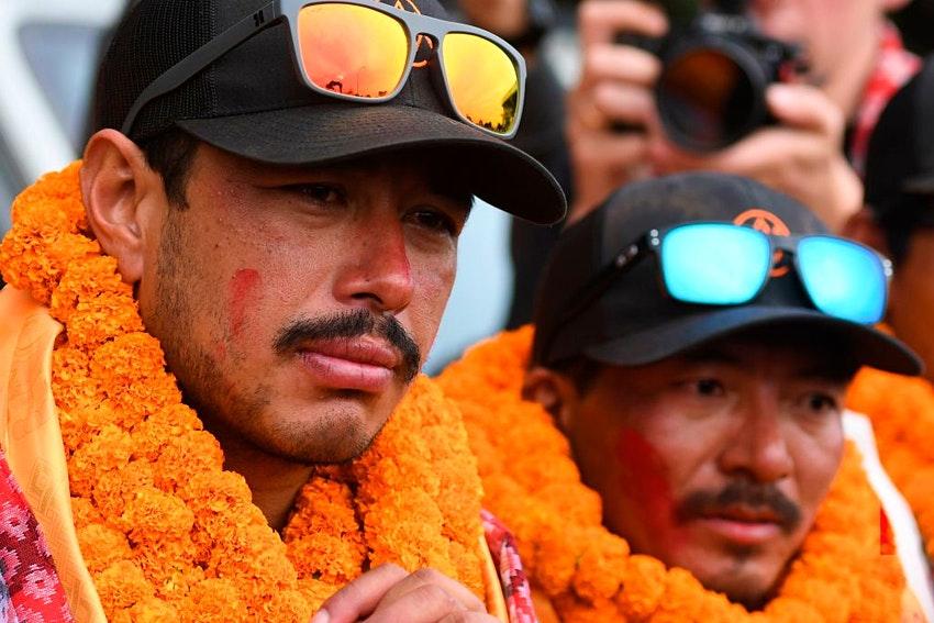Нирмал Пурджа — альпинист, который совершил восхождение на все 14 мировых вершин выше 8000 м за один сезон (фото)