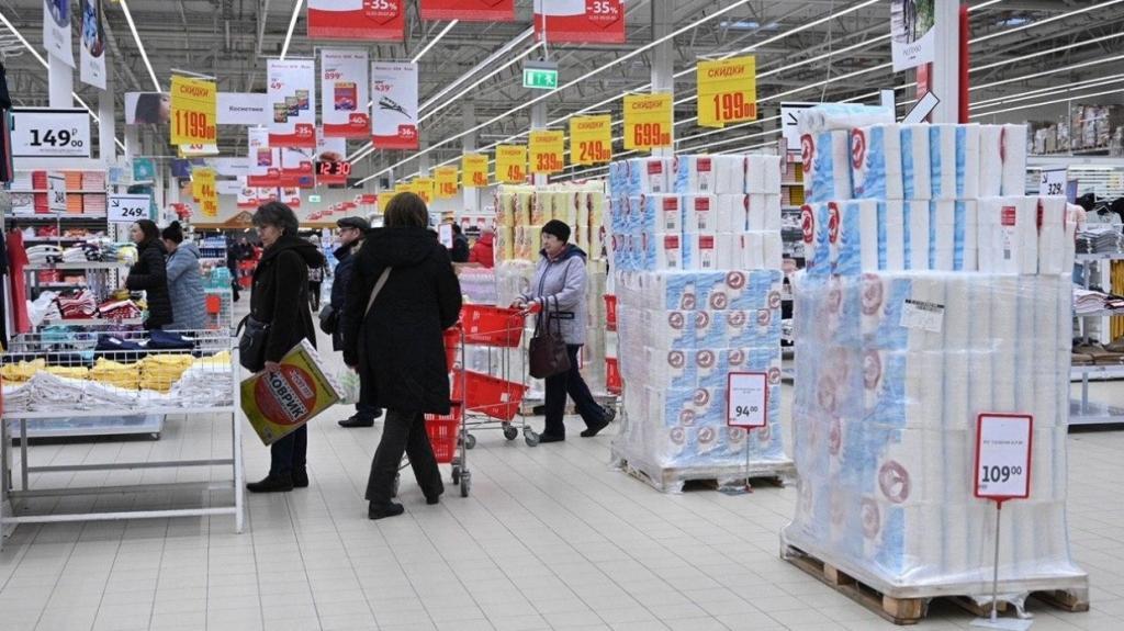 Стали известны самые популярные товары у московских магазинных воров