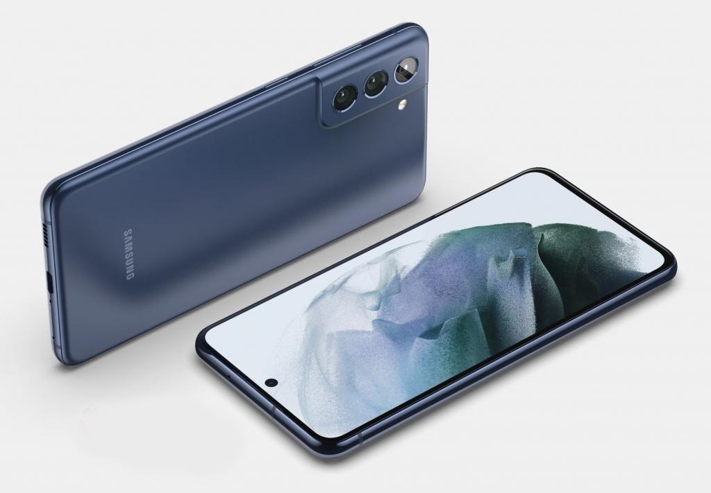 Простой дизайн и увеличенные габариты: раскрыт дизайн Samsung Galaxy S21 FE