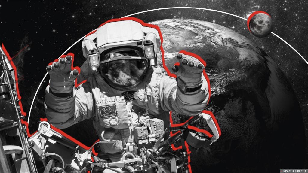 Алексею Леонову, первому космонавту России, вышедшему в открытый космос, установили в Москве стелу памяти