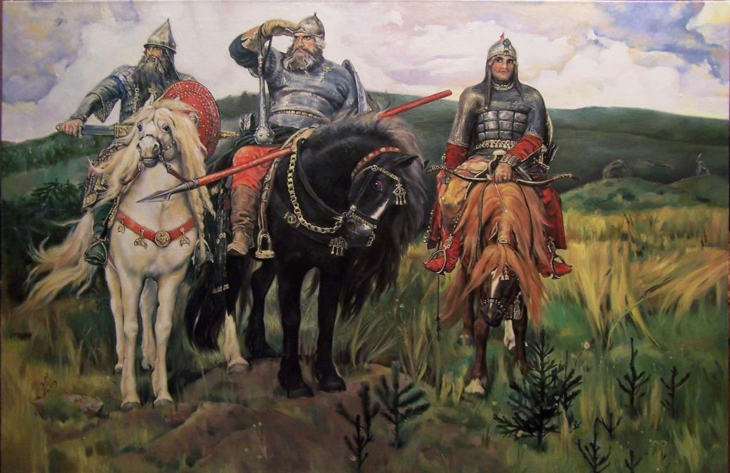 Знаменитых былинных богатырей назвали украинцами. Историки ответили, есть ли в этом хоть доля правды