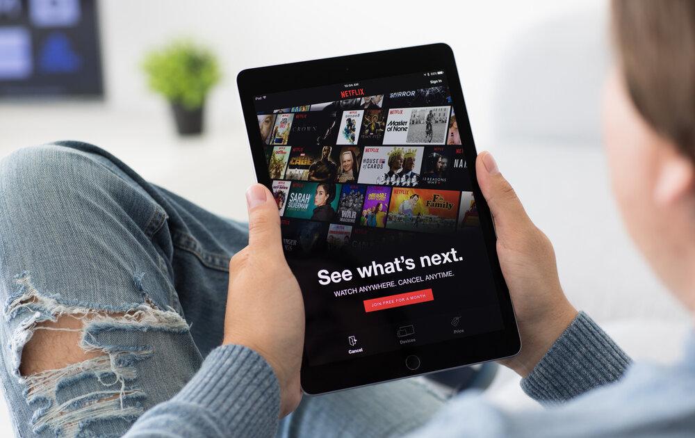 Netflix планирует выпускать сериалы для России и обсуждает четыре-пять проектов с местными продюсерами