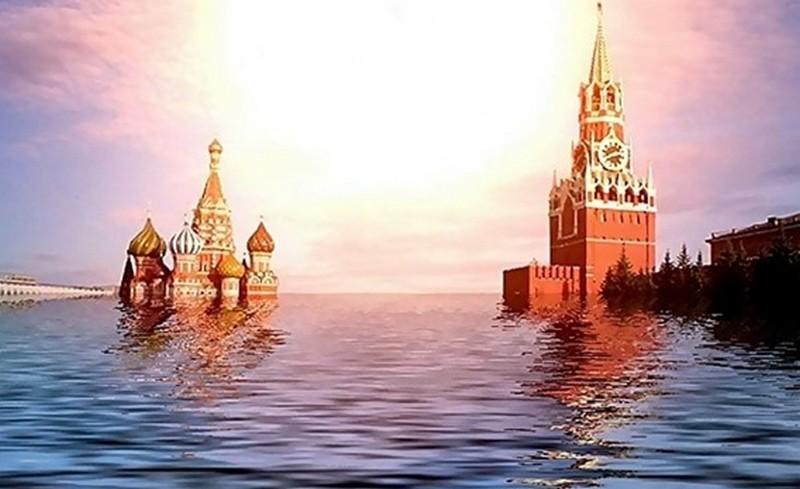 Российские ученые объяснили, почему в России процесс потепления идетв 2,5 раза быстрее, чем в мире