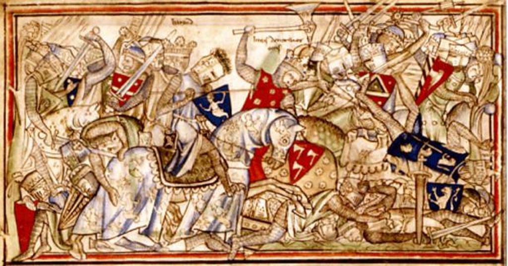 Таинственный талисман клана Маклауд: защитные силы легендарного флага и история его появления у шотландских рыцарей
