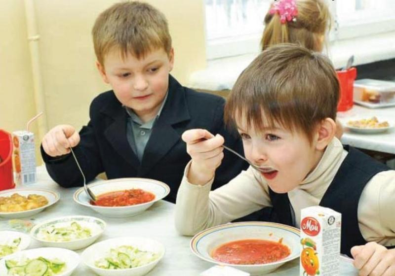 Школьникам России предлагают преподавать уроки правильного питания