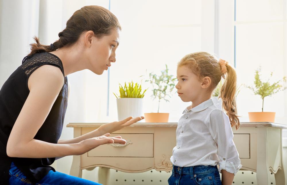 Давайте всегда ему выбор: простые способы не сердиться и не ругать ребенка