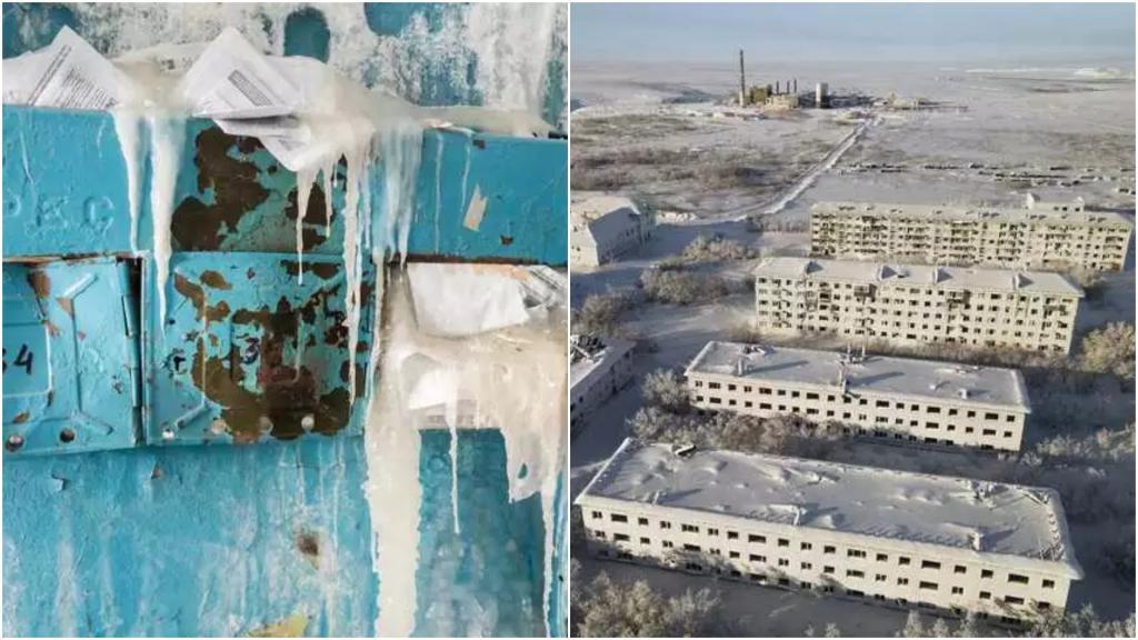 И страшно, и красиво: фотограф побывала в брошенных городах неделеко от Воркуты