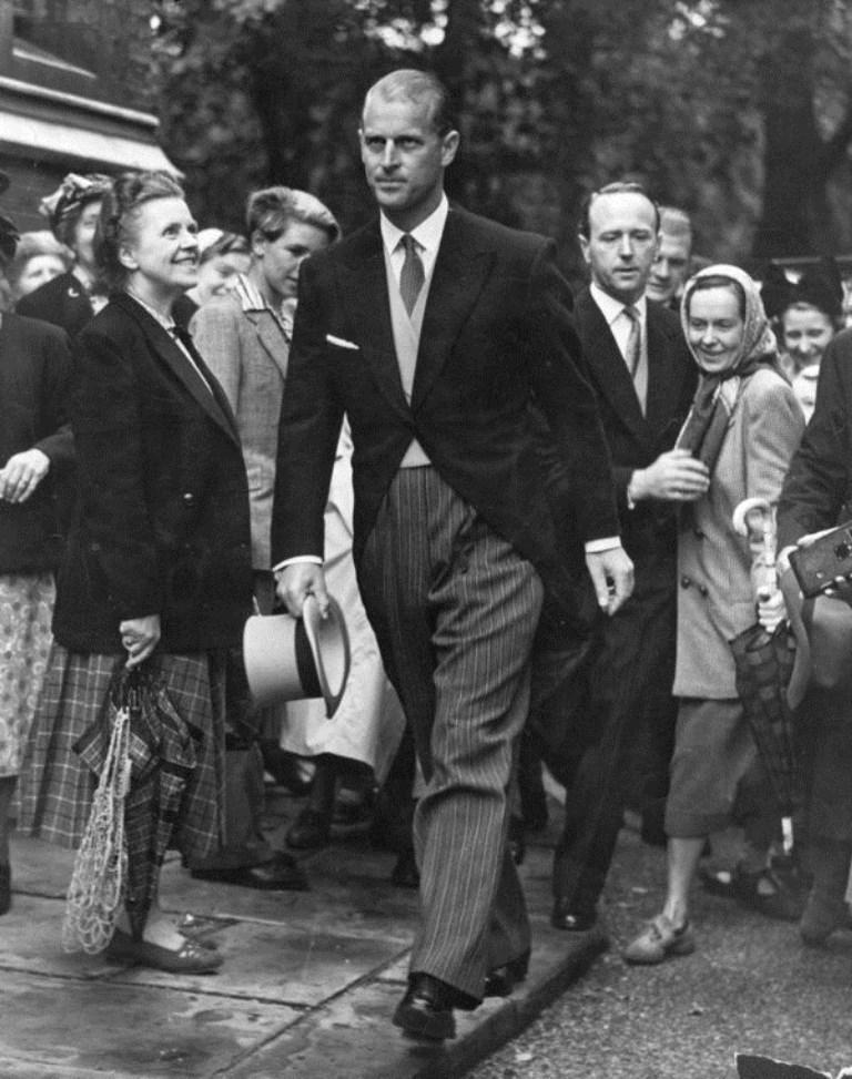 Осла Беннинг: кем была первая большая любовь принца Филиппа, которую он променял на Елизавету
