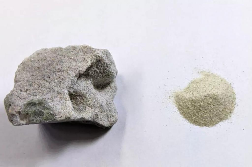 В Университете Токио исследователям удалось создать бетон, для изготовления которого нужен не цемент, а спирт