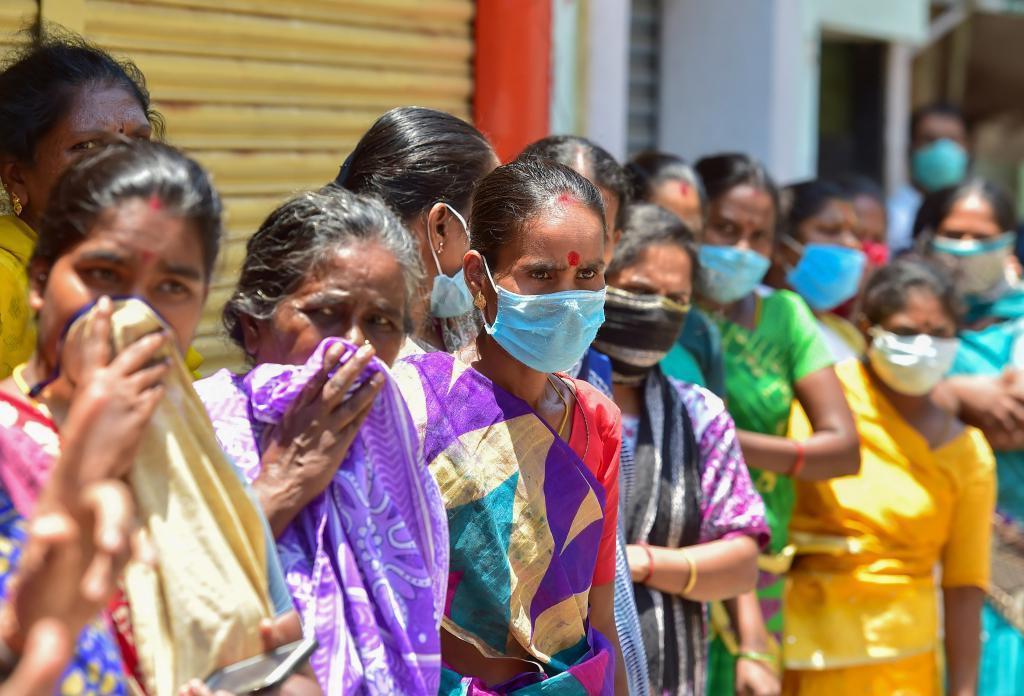 Индийский коронавирус: что известно о штамме B.1.617