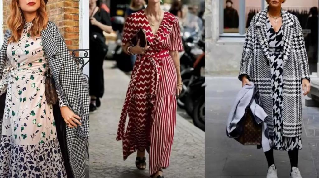 Поможет приблизить фигуру к идеалу: как женщинам за 30 использовать визуальные эффекты, создаваемые одеждой с принтом