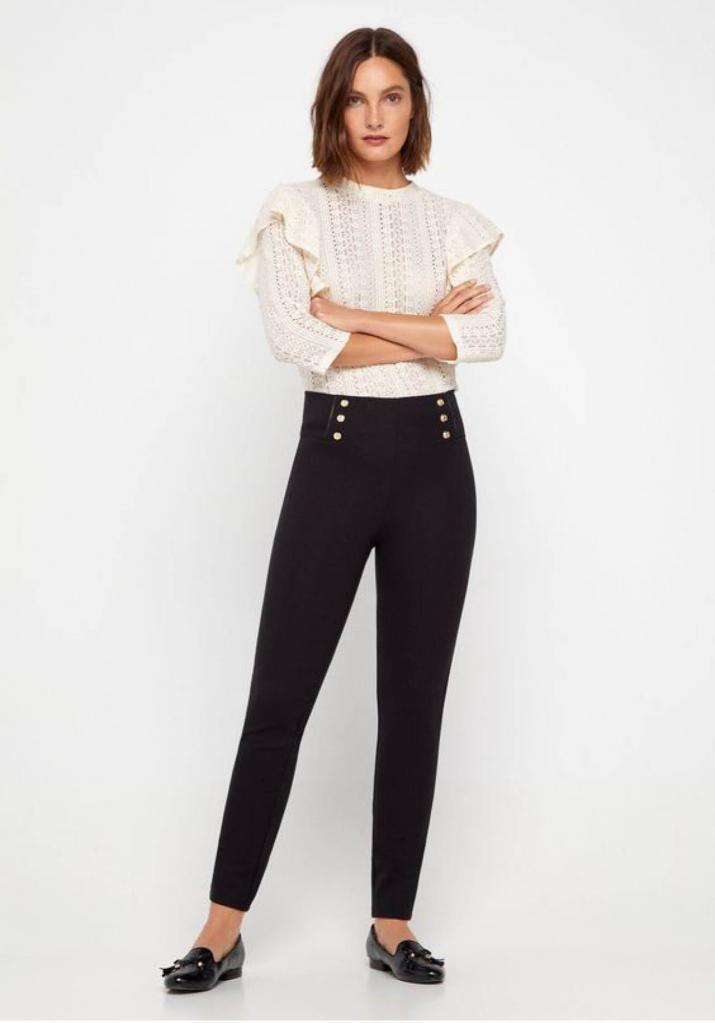 Покупка на пару размеров меньше — это не выход: советы и примеры, как носить узкие штаны и леггинсы, чтобы казаться выше и стройнее