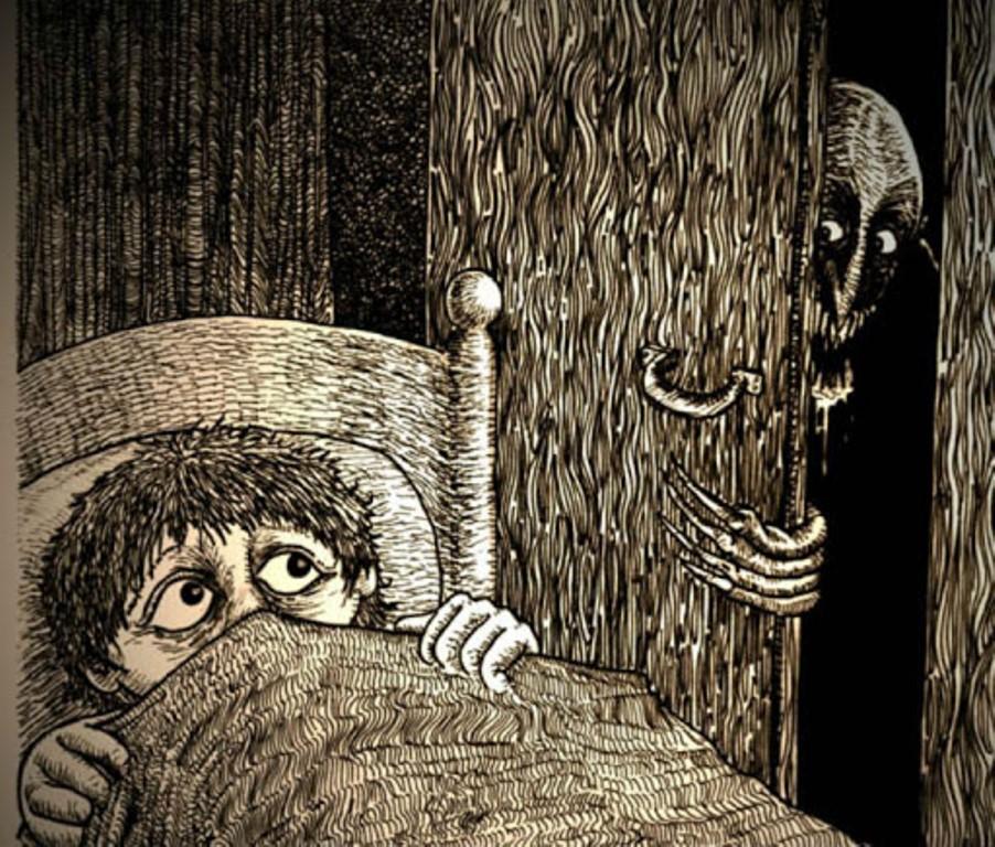 Баба Яга - плохая помощница: почему не стоит пугать ребенка букой, злым дядькой, который его заберет, и прочими страшилами
