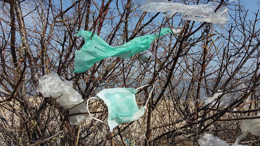 Одноразовые перчатки и маски могут стать причиной новой катастрофы - на этот раз экологической. Количество отходов критично уже сейчас