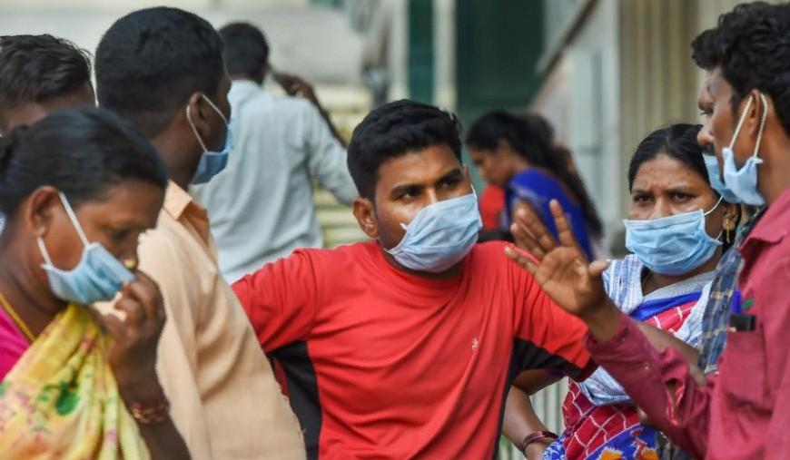 Подтвержденные случаи заболевания индийским штаммом COVID-19 в Британии за неделю удвоились