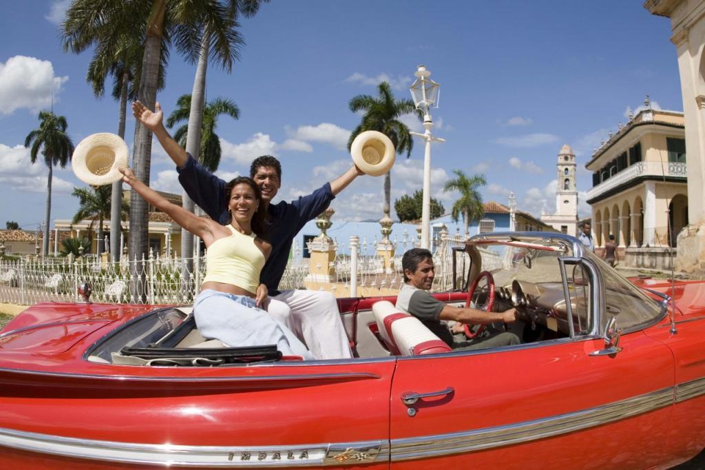 Вместо Турции россиянам предлагают полететь на кубинский курорт Варадеро