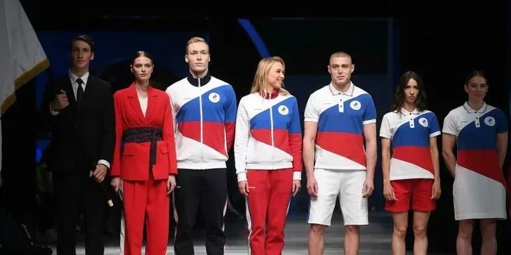 В России представили новую форму для наших спортсменов, в которой они выступят на предстоящей Олимпиаде. Дизайн вызвал широкий резонанс за рубежом