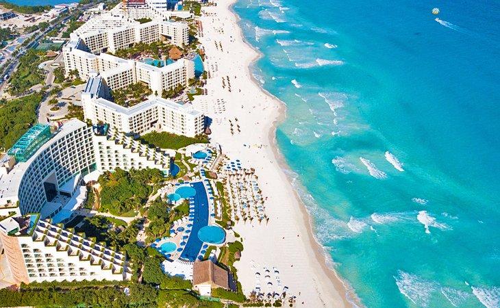 Мексика готова принимать россиян: какой пляж выбрать для комфортного отдыха в латиноамериканской стране
