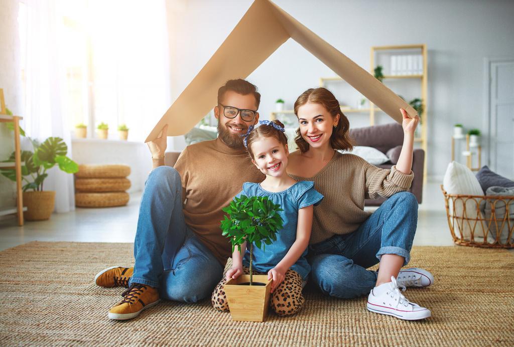Что нам стоит дом построить: льготная ипотека позволит семьям с детьми приобрести землю или построить частный дом