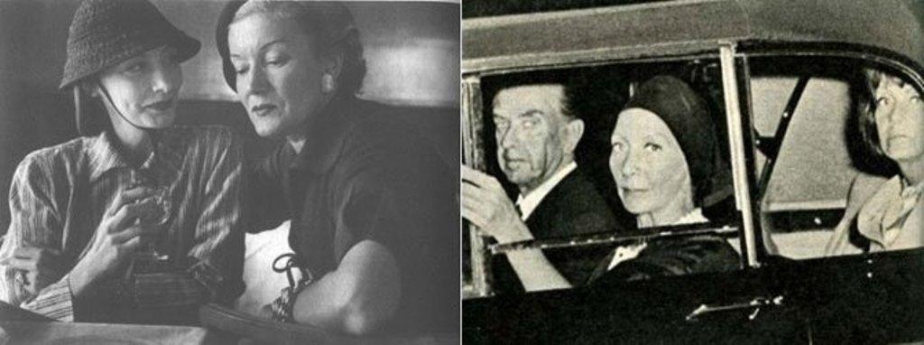 Обе специально платили консьержу, чтобы тот не допускал даже их случайных встреч: почему лучшие подруги Грета Гарбо и Валентина Санина стали непримиримыми врагами