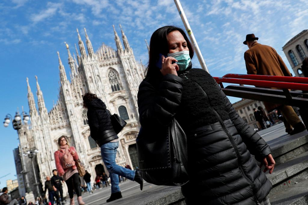 Италия планирует возобновить прием российских туристов летом 2021 года