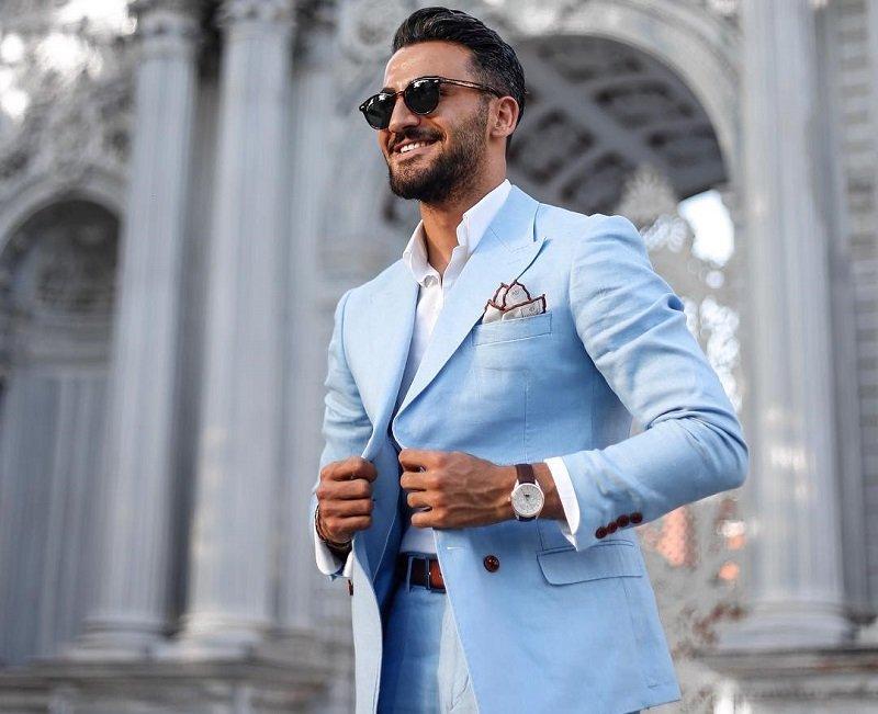 """Рубашки """"сафари"""" и широкие брюки: что носить мужчинам теплой весной и летом – главные тренды"""