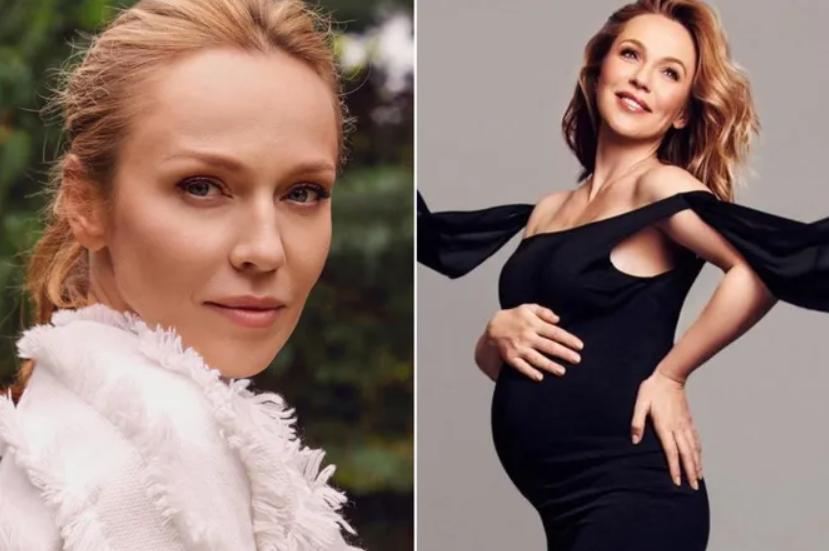 """""""Была легкой и приятной"""": Альбина Джанабаева впервые рассказала о беременности"""
