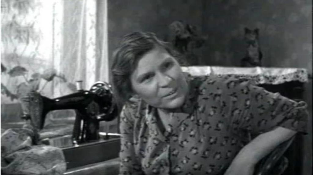 Матерей играла на одном дыхании: со дня рождения Надежды Федосовой прошло 110 лет