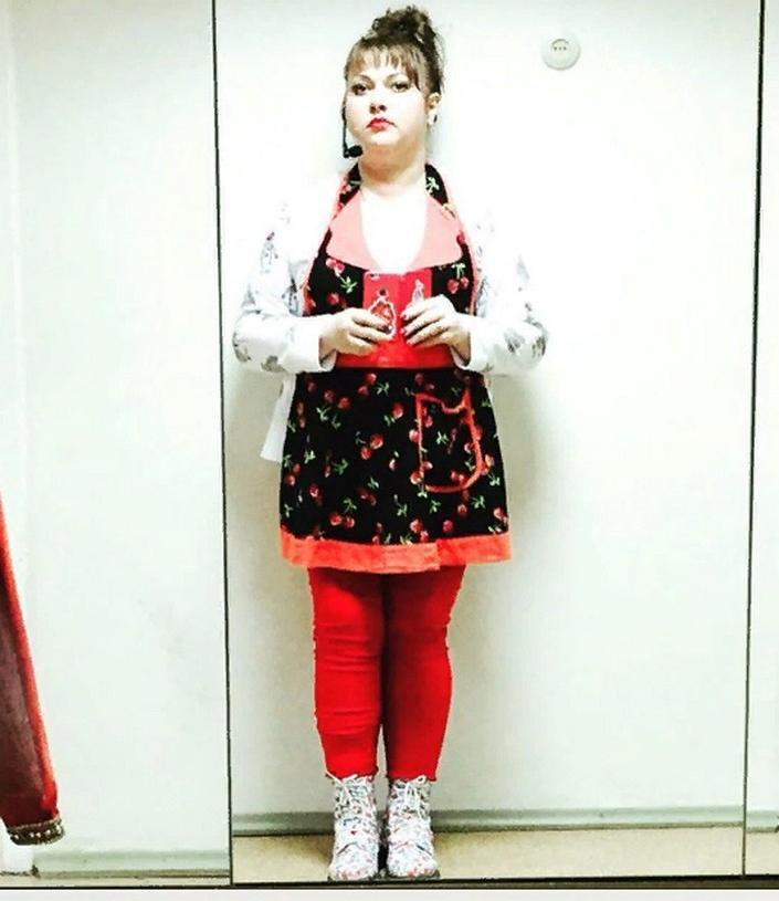 """""""Кто психует на кухне в выходной? Это я!"""": похудевшая на 84 кг Ольга Картункова боится вернуться к прежнему весу"""