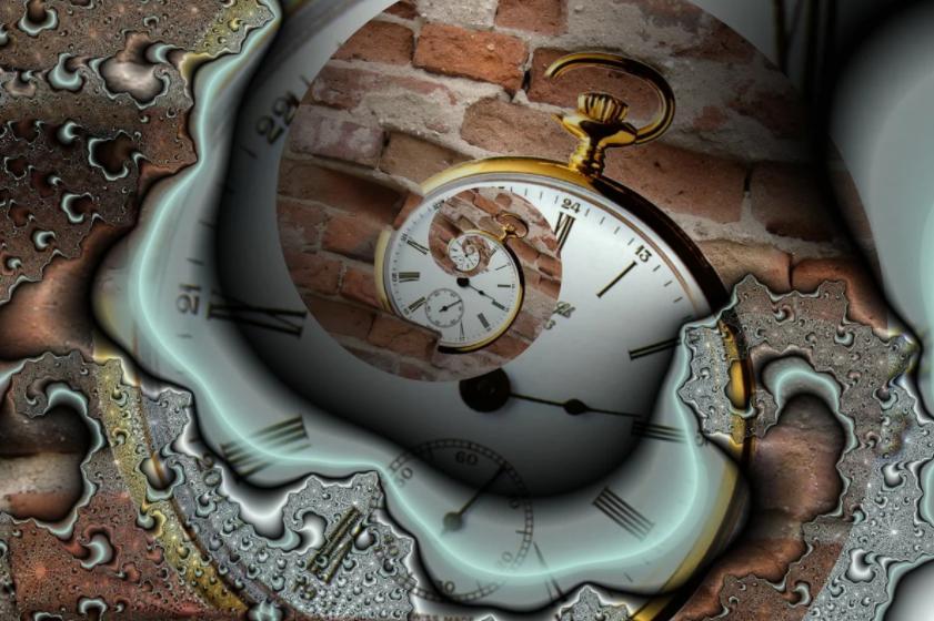 В ближайшее время человек не будет путешествовать быстрее света, но, возможно, сможет исказить течение времени и контролировать его
