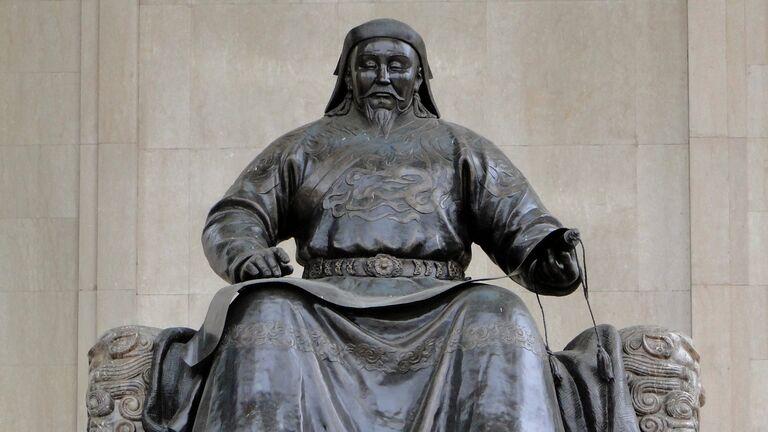 Как Чингисхан изменил историю: 1 человек из 200 имеет монгольскую кровь и другие факты