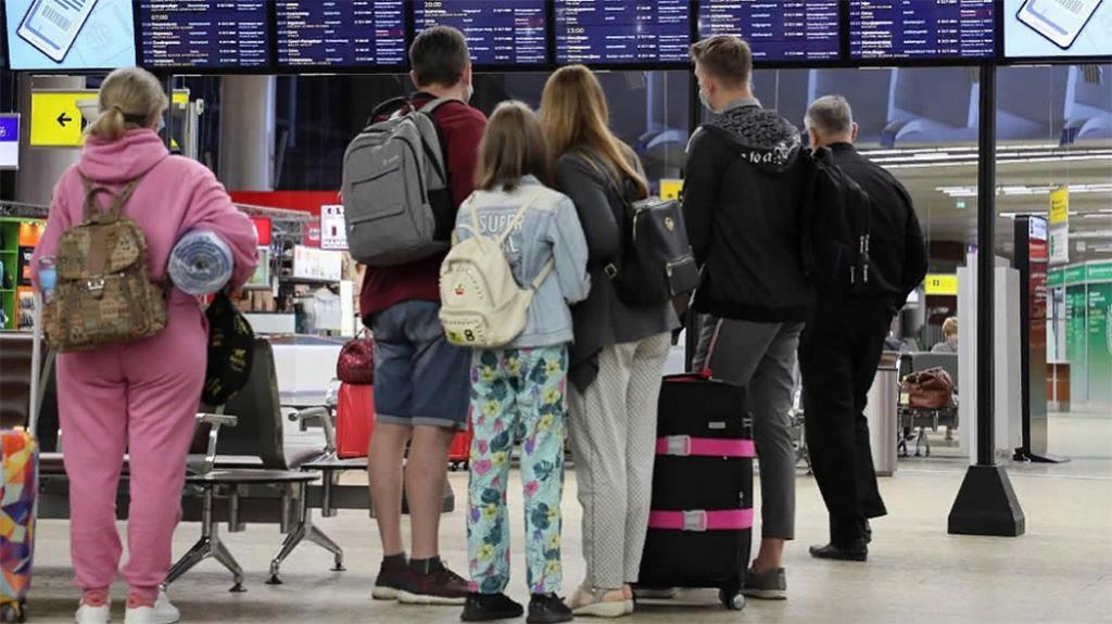 Полеты на египетские курорты могут возобновиться во второй половине мая