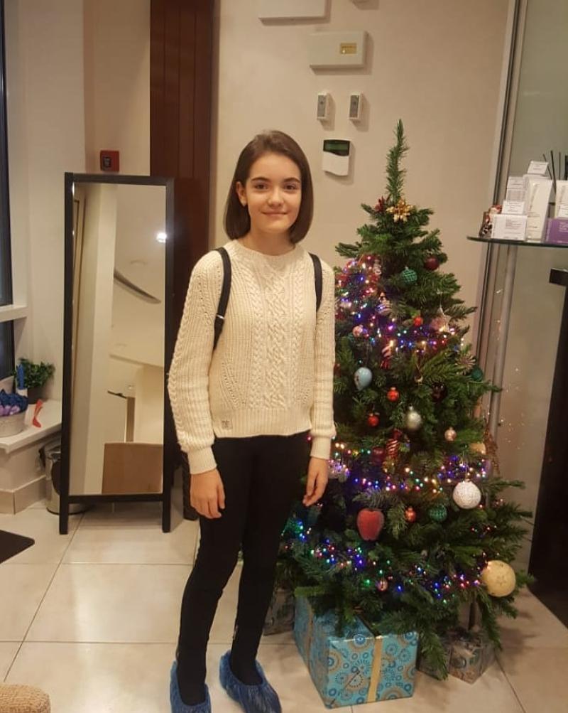 """Дочке Николая Валуева исполнилось 14 лет: как выглядит """"папина принцесса"""""""