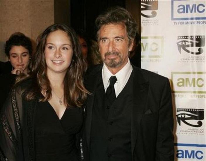 Лучшее, что случилось с ним в жизни: трое детей красавчика Аль Пачино